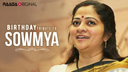 Birthday Tribute to Sowmya
