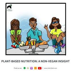 S01E06 Plant-based Nutrition - A Non-vegan Insight x Urvi Mehta, Jay Doshi & Kritika Singh