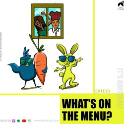 S01E10 What's On The Menu? x Susmitha and Kritika Singh