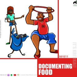 S01E11 Documenting Food x Mahesh Kothamangalam and Kritika Singh