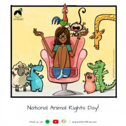S01 Infinity Episode [Hindi] National Animal Rights Day!
