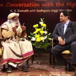 The Business of Business – K. V. Kamath with Sadhguru