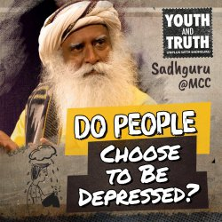 Do People Choose To Be Depressed