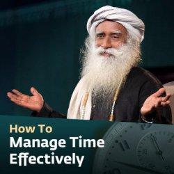 Is It Possible To Master Time? – Sadhguru