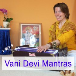 Kali Ma with Vani Devi
