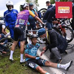 138: Game Time: The Tour de France crash and a series of other unfortunate events