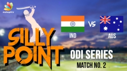 MS Dhoni should get a Padmabhushan Award   Bosskey's Silly Point, Ind vs Aus ODI Highlights