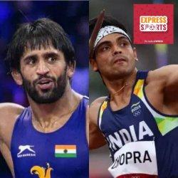 Game Time: Neeraj Chopra and Bajrang Punia on their medal wins
