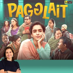 Pagglait | Bollywood Movie Review by Anupama Chopra | Sanya Malhotra | Film Companion