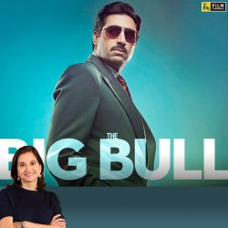 The Big Bull | Bollywood Movie Review by Anupama Chopra | Abhishek Bachchan | Film Companion