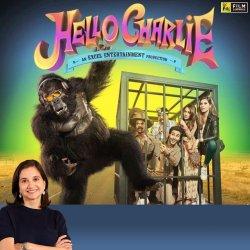 Hello Charlie | Bollywood Movie Review by Anupama Chopra | Jackie Shroff, Aadar Jain | Film Companion