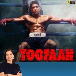 Toofaan | Bollywood Movie Review by Anupama Chopra | Farhan Akhtar, Mrunal Thakur | Film Companion