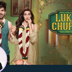 46: Anupama Chopra's Movie Review of Luka Chuppi | Laxman Utekar | Kartik Aaryan | Kriti Sanon