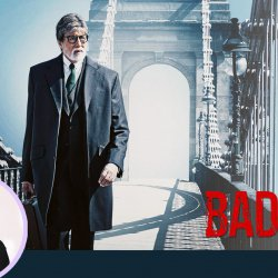 48: Badla Movie Review by Anupama Chopra | Sujoy Ghosh | Amitabh Bachchan | Taapsee Pannu