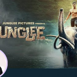 53: Junglee Movie Review by Anupama Chopra | Chuck Russell | Vidyut Jammwal