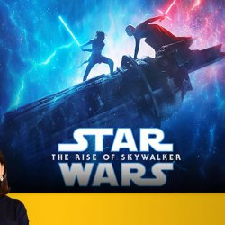 96: Star Wars: Rise of Skywalker | Hollywood Movie Review by Anupama Chopra | George Lucas