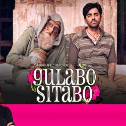 120: Gulabo Sitabo | Bollywood Movie Review by Anupama Chopra | Amitabh Bachchan | Ayushmann Khurrana