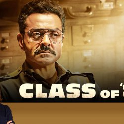 126: Class of '83 | Bollywood Movie Review by Anupama Chopra | Bobby Deol
