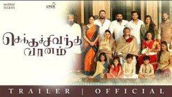 Chekka Chivantha Vaanam Official Trailer - Breakdown | Things you Missed | Simbu