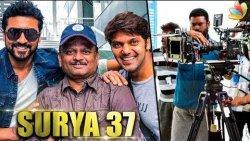 Surya 37 : Next shoot in Pollachi | K. V Anand Movie | Arya | Hot Tamil Cinema News