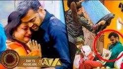 Aishwarya's Mother Apologizes to Balaji   Day 73 Full Episode Review   Bigg Boss Tamil