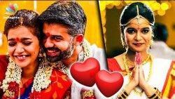 Actress Swathi Enters Wedlock with her Boyfriend | Celebrity Wedding | Hot News