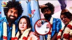 Danny Secretly Married his Girlfriend | Bigg Boss Tamil | Daniel Anne Pope
