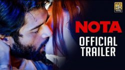 NOTA Official Trailer | Review & Reaction | Vijay Deverakonda