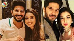 Dulquer Salman's Romantic Birthday Wish for his Wife | Hot Tamil Cinema News