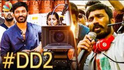 BREAKING : Dhanush Kickstarts his Next Directorial | DD2 Movie | Hot Tamil Cinema News