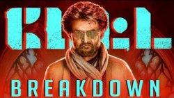 PETTA : Official First Look - Breakdown | Rajinikanth, Karthik Subbaraj | Hot Tamil Cinema News