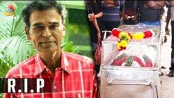Veteran Actor Kovai Senthil Passes Away at 74 | Tamil Cinema News
