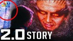 2.0 Story Revealed   Rajinikanth, Akshay Kumar   Enthiran, Shankar