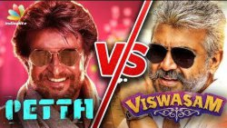Rajinikanth to Lock Horns with Ajith | Petta Vs Viswasam | Hot Tamil Cinema News