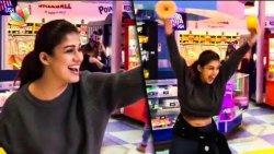 WOW: Nayantara's Fun Side Revealed | Vignesh Shivan | Hot Tamil Cinema News