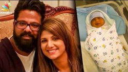 At 40, Rambha Gives Birth to her Third Child : A Baby Boy | Hot Tamil Cinema News