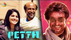 Megha Akash's Fan Moment with Rajinikanth | Petta Shooting Spot | Superstar 165