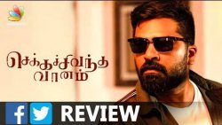 Simbu VS Vijay Sethupathi : Who is Mass ? : Chekka Chivantha Vaanam | Social Media Review
