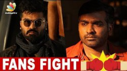 Simbu Fans Goes Against Vijay Sethupathi | Chekka Chivantha Vaanam, STR