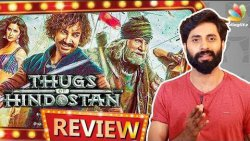 Tamil: Thugs Of Hindostan Official Trailer | Review & Reaction | Amitabh Bachchan | Aamir Khan