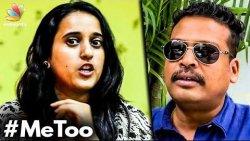 Vijay TV VJ Sriranjani Accuses John Vijay of Sexual Harassment | Me Too Movement