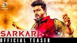 Vijay Turns Villathi Villain in Sarkar | Thalapathy 62 Movie | Teaser Update