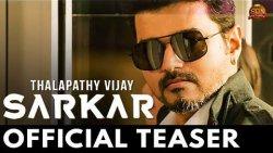 Sarkar Official Trailer | Thalapathy Vijay, Keerthy , Varalakshmi | Tamil Teaser Review & Reactions