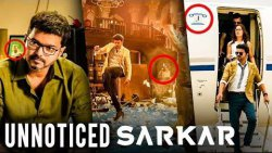 SARKAR Official Teaser : Things You Missed | Breakdown, Vijay's Thalapathy 62