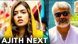 Nazriya Makes a Comeback with Ajith's Next ? | H. Vinoth Movie | Hot Tamil Cinema News