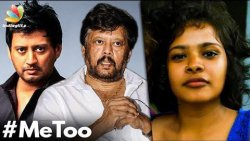 I was sexually harassed by prashanth's father : Photographer Pretika | Thyagarajan | Me too