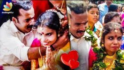 Wedding Video : Singer Vaikom Vijayalakshmi Ties Knot | Latest Tamil Cinema News