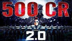 Box Office PHENOMENA : 2.0 Enters 500 Crore Club   Rajinikanth, Akshay Kumar   Hot News