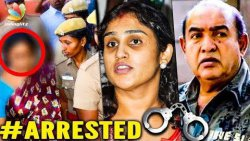 Vanitha Vijayakumar Arrested for Entering her Mother's House | Hot Tamil Cinema News