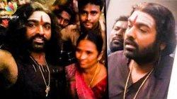 LEAKED: Vijay Sethupathi's look in Sye Raa